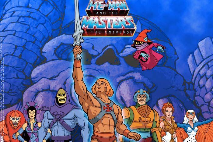He-man, She-ra, Transformer, Clementina, Heidi demek...