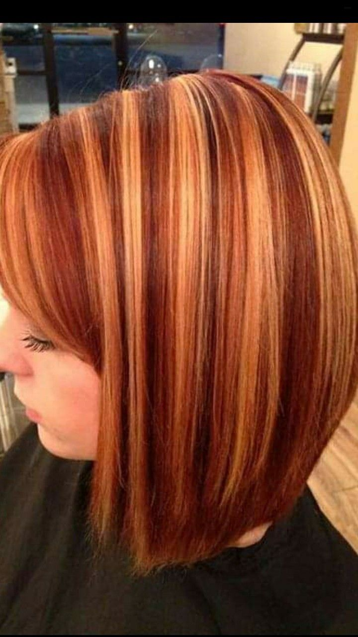 Pin By Kathy Magallanes On Hairstyles Color S In 2020 Red Blonde Hair Blonde Highlights Red Hair With Blonde Highlights
