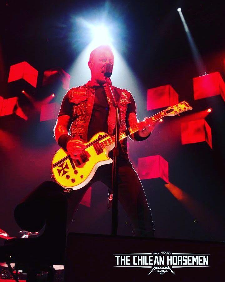 Metallica en Lisboa Portugal, 01 de Febrero 2018  | metallica in