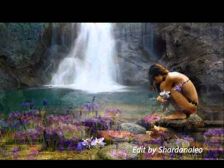 Poesia amorosa - Chiare fresche dolci acque ( Francesco Petrarca)