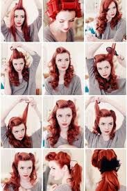 +50 Peinados Pin-up #pin #up #peinados #vintage #retro #peinarse #hairstyle #ideas #tips #tutorial #paso #a #paso