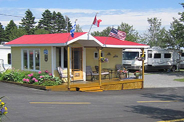 Camping Gaspé | Campings Gaspé Haldimand | Hébergement | Québec Original