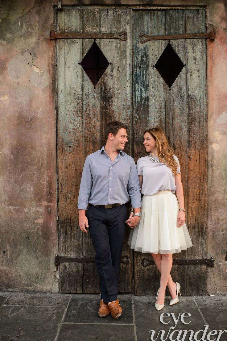 New Orleans Engagement Photography, Preservation Hall