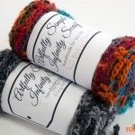 The Artfully Simple Infinity Scarf Wrapper - FREE printable on Moogly!