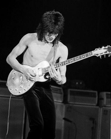 Ron Wood : October 1973, Anaheim Convention Center, Anaheim California