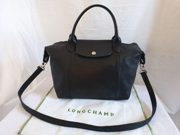 Longchamp - Le pliage cuir Sac en bandoulière