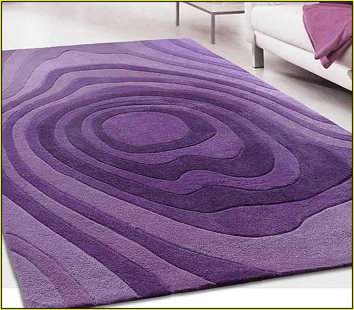 Best Purple Area Rug For Bedroom