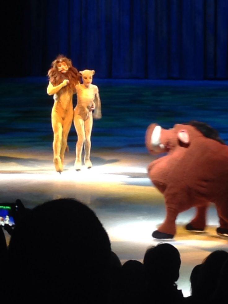 Lion King Disney on Ice