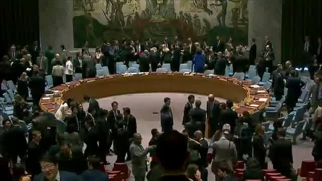 Watch LIVE: U.S. Secretary of State Rex Tillerson chairs a special United Nations Security Council meeting on North Korea.