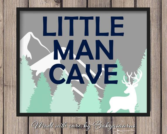 Check out this item in my Etsy shop https://www.etsy.com/ca/listing/507203434/little-man-cave-rustic-wall-art