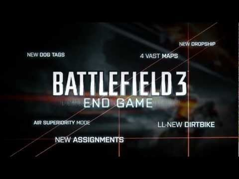 Battlefield 3: End Game - Tráiler de presentación de Captura la Bandera [HD Oficial]