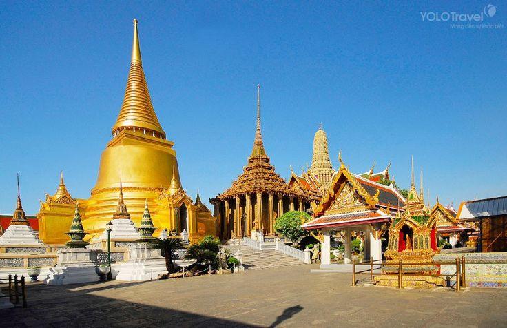 Du lịch Thái Lan Giá Rẻ Cùng YOLOTravel
