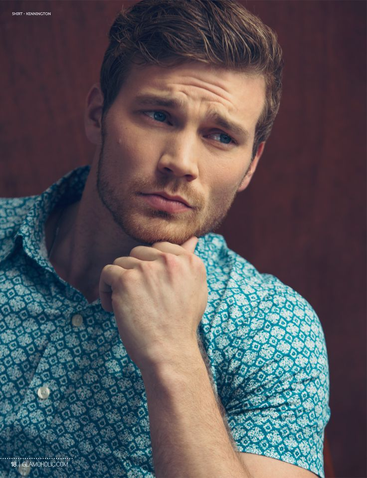 Glamoholic.com | Exclusive Interview - Derek Theler: The Superhero We've Been Looking For!