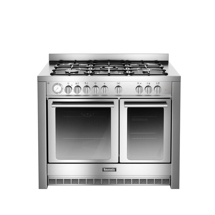 <ul> <li> 100cm twin cavity dual fuel range cooker</li> <li> Multifunction oven and conventional oven</li> <li> Minute minder to countdown the cooking time</li> <li> 3 safety shelves, trivet, wipeclean enamelled baking tray with handle, removable side racks, LPG conversion jets, wok stand</li> <li> 5 burner gas hob including Triple Crown Wok Burner for Asian style cooking</li> <li> 5 year parts and 2 year labour warranty</li> </ul>