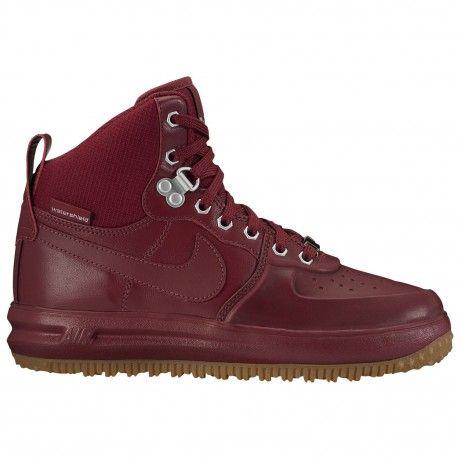 $84.99 #hoops #bball #ballers #greatcoaches  #boysbasketball #fallball #fallk #eighthgrade   nike air max 1 team red,Nike Lunar Force 1 Sneakerboots - Boys Grade School - Casual - Shoes - Team Red/Team Red/Gum Light Bro http://niketrainerscheap4sale.com/3493-nike-air-max-1-team-red-Nike-Lunar-Force-1-Sneakerboots-Boys-Grade-School-Casual-Shoes-Team-Red-Team-Red-Gum-Light-Brown-sku-06.html