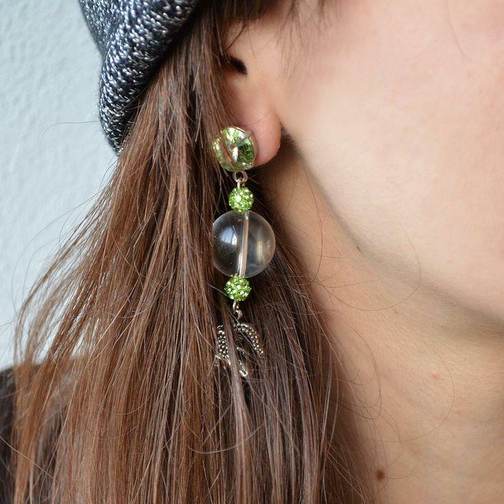 #earrings Onirica Jewelry #handmade #madeinitaly