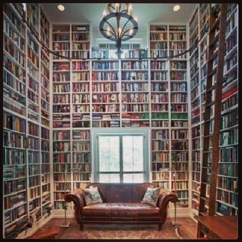 weezieworld:  Our forever house is SO going to have a room like this