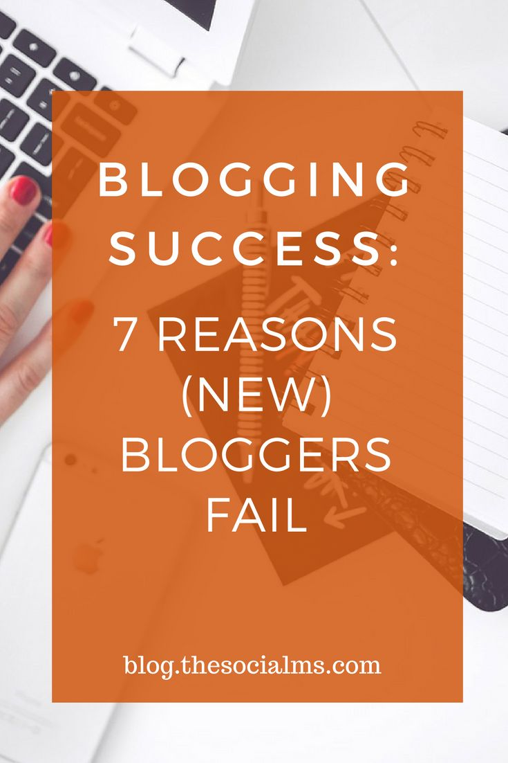 Blogging Success: 7 Reasons New Bloggers Fail – CHRISTINA KEY – Dein kreativer Fotografie Coach