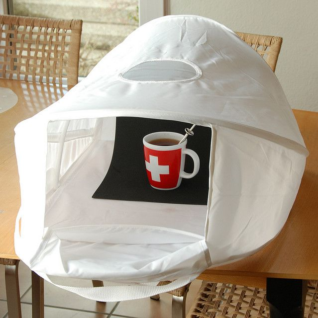The light tent is a 10 ikea skubb laundry bag with a foam sheet inside ph - Lit retractable ikea ...
