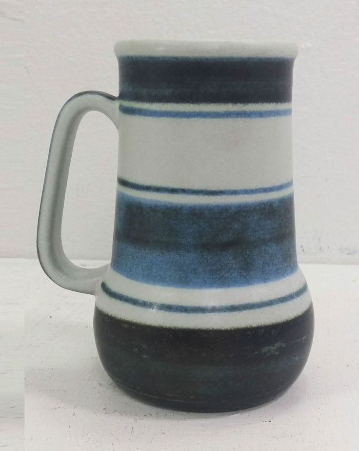 RÖRSTRAND VASE BANDERILLO - GUNNAR NYLUND - MADE IN SWEDEN 30/40`