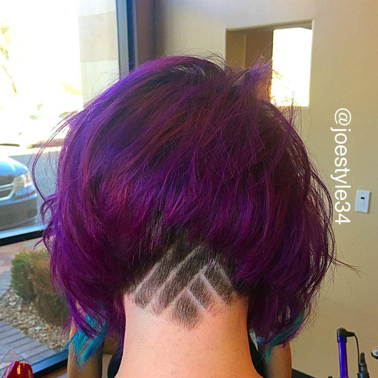 40 best mode salon las vegas images on pinterest lounges for Tattoo hair line
