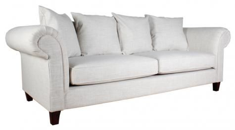 HIGHLAND SOFA. A Block and Chisel Product.