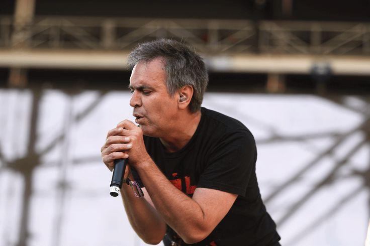 Galería fotográfica de Dead Kennedys @ RockOut Fest, Estadio Santa Laura…