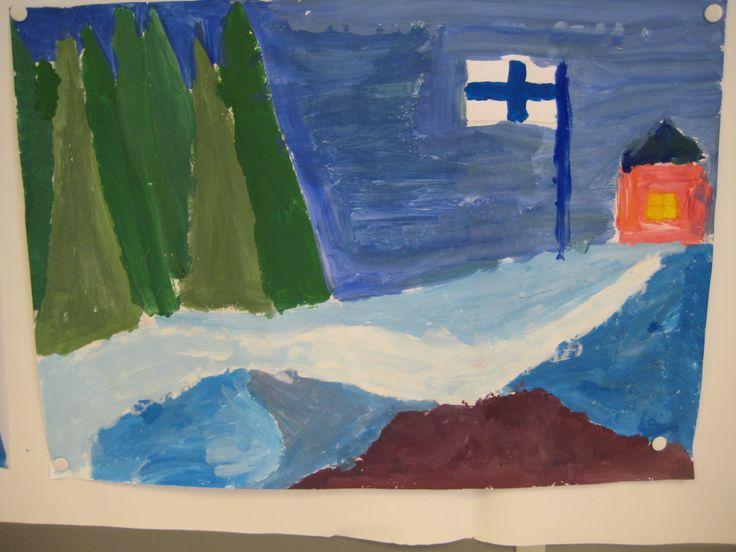 Suomi Itsenäisyyspäivänä