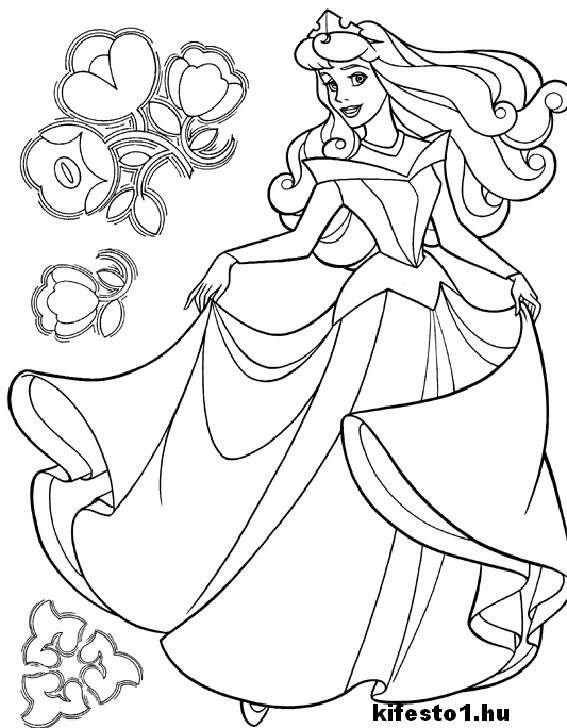 hercegnős 14 kifestő nyomtatható