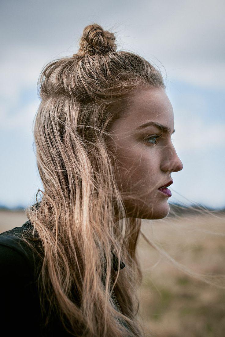 Model: Maria Z @ MIKAs / MUAH: Karin Fröderberg / Photography and retouch: Ida Boman - http://idaboman.com