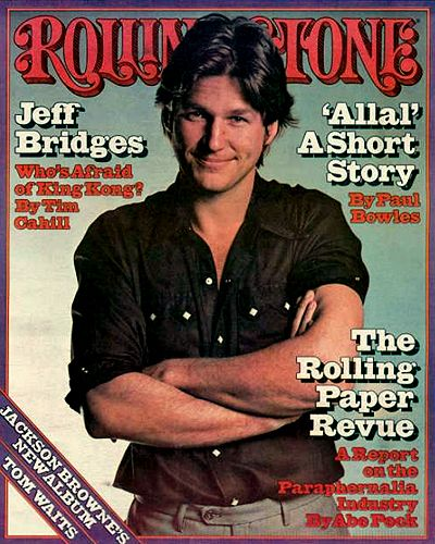 Jeff Bridges Rollingstone