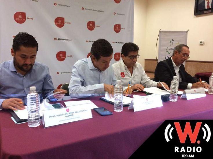 #Firman convenio para apoyar a jóvenes con adicciones - W Radio México: W Radio México Firman convenio para apoyar a jóvenes con adicciones…