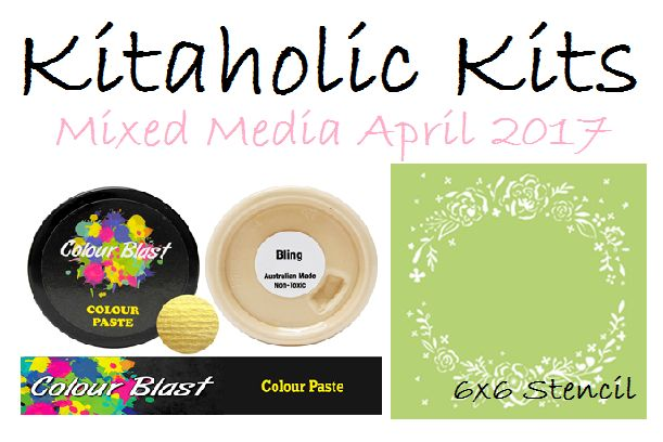 How amazing are the new  April Kits from Kitaholic Kits?