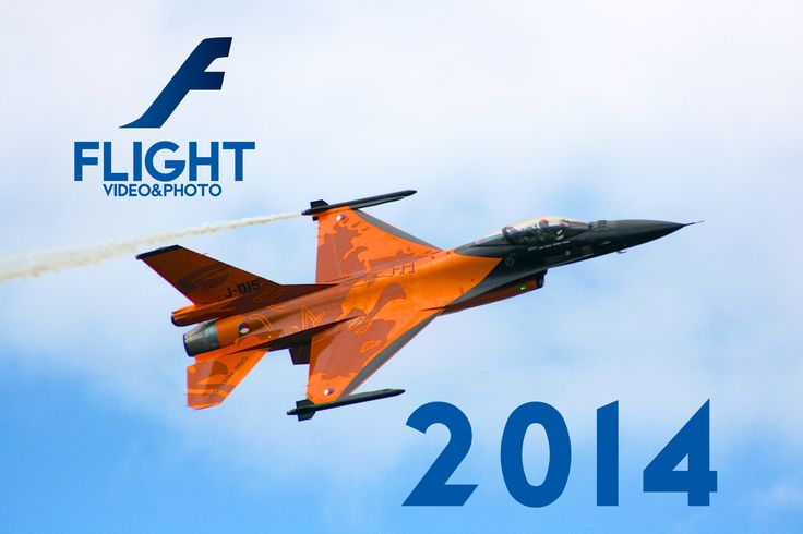 The Cover of Flight Calendar 2014  Buy Now the Flight Calendar 2014: http://rp9.it/FlightCalendar2014 Contains 12 Amazing Aircraft Photos. The Best Gift for Christmas!  General Dynamics F-16 Fighting Falcon of Royal Dutch Air Force Display Team