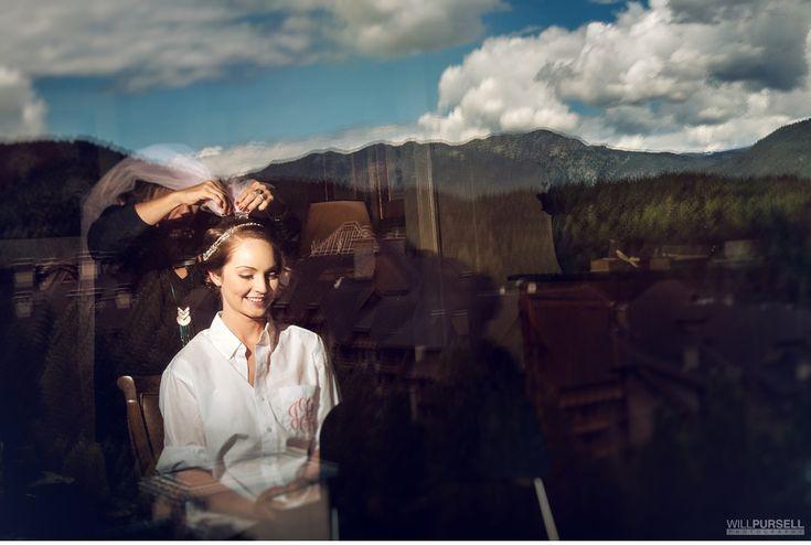 whistler-fairmont-wedding #wedding #weddingmakeup #mountains #weddingphotography