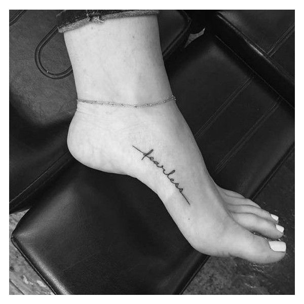 Expressive Quotes Tattoo Ideas For Women ❤ liked on Polyvore featuring accessories