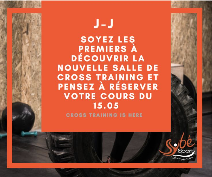 C'est le Jour J, La salle ouvre aujourd'hui ! Les premiers cours auront lieu le 15 mai, pensez donc à réserver votre cours au 02 98 13 26 :-)  www.sybe-sport.com #Brest