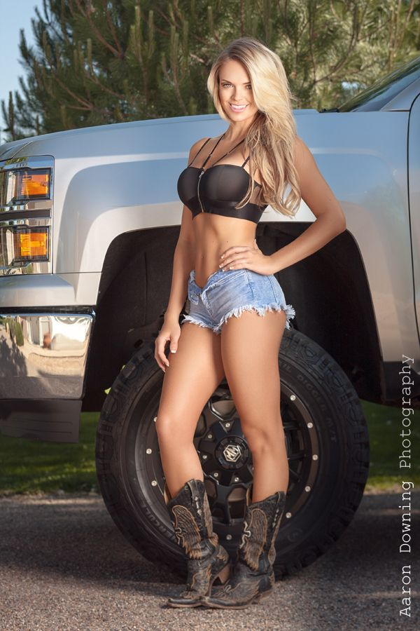 hot big rigs and hot babes