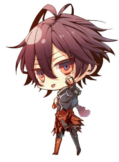 Shin Chibi Render by kinoex1.deviantart.com on @deviantART | Render (1) |  Pinterest | Chibi, Amnesia and Amnesia anime