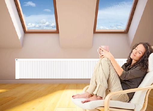 Homeplaza - Eine moderne Elektroheizung sorgt stets für wohlige Wärme - Heizen in der Übergangszeit