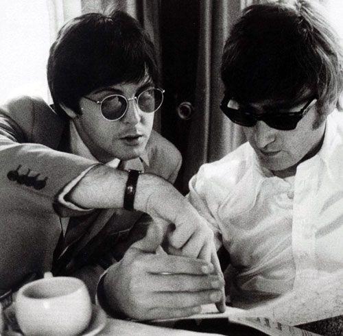 Paul and John.