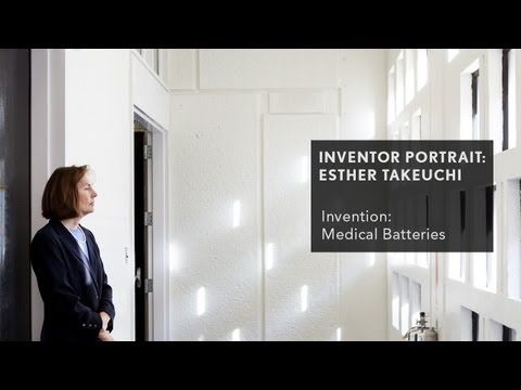 PBS Inventors — Esther Takeuchi, Inventor of a Life-Saving Battery Used in Implantable Defibrillators