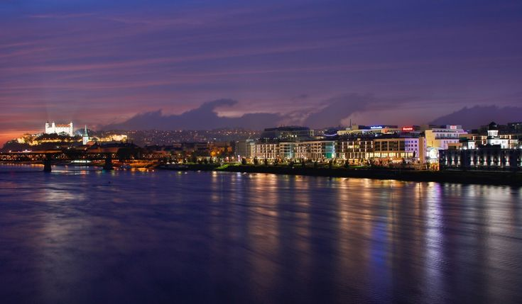 Eurovea International Trade Center, Residential, Riverfront, Bratislava-Slovakia.