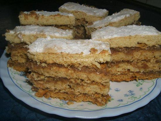 Posna žito torta je pravi izbor, kada slavimo i praznujemo tokom posta.