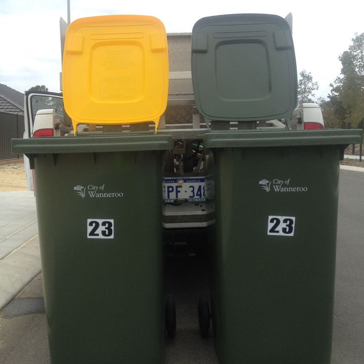 ITS OFFICIAL! Super Clean Bins can make you this happy about your bins.