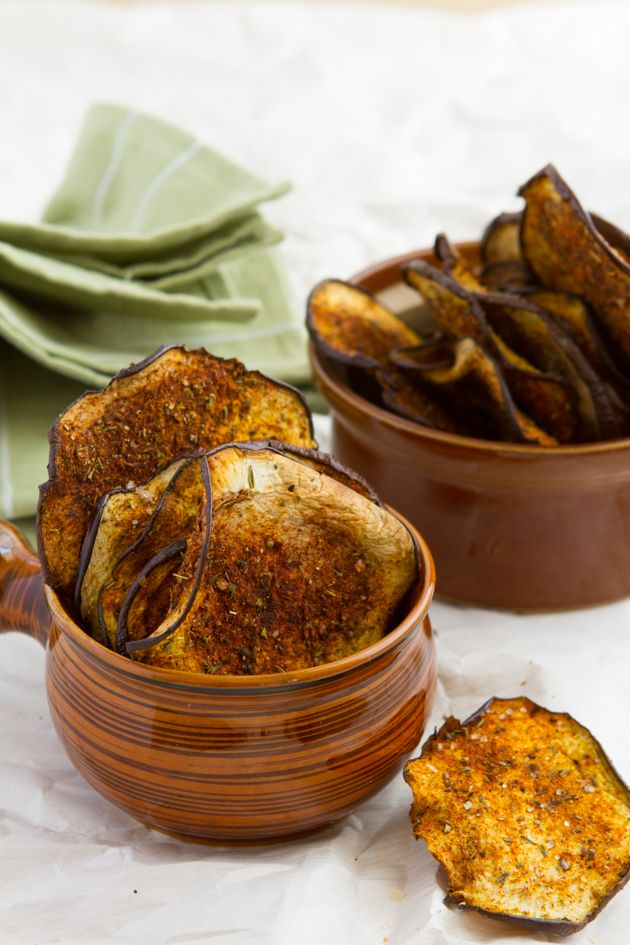 1000+ ideas about Eggplant Chips on Pinterest   Healthy ...