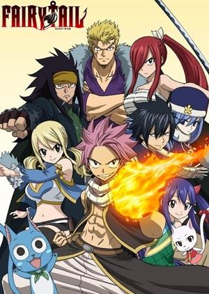 download-everything: FAIRY TAIL SEASON 2[2014]