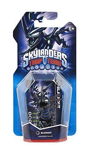 SKYLANDERS TRAP TEAM BLACKOUT -  - http://ehowsuperstore.com/bestbrandsales/toys-games/kaos-traps/skylanders-trap-team-blackout