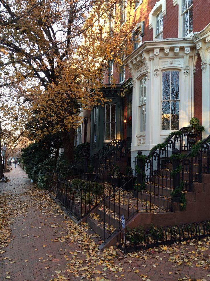 "ffranboise: "" Georgetown, Washington DC """