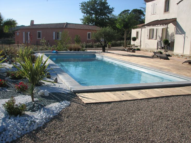 Piscine rectangulaire - ALLIANCE PISCINES